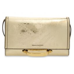 New Small Story Leather Crossbody Bag