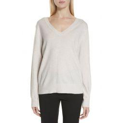 Weekend V-Neck Cashmere Sweater