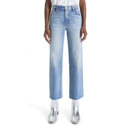 The Kick It Ankle Flare Jeans