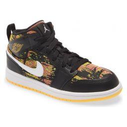 Nike Air Jordan 1 Mid Basketball Shoe