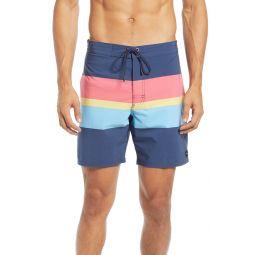 Westport Stripe Board Shorts
