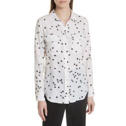 Starry Night Silk Shirt