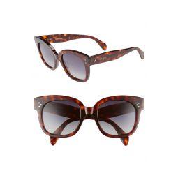 54mm Polarized Square Sunglasses