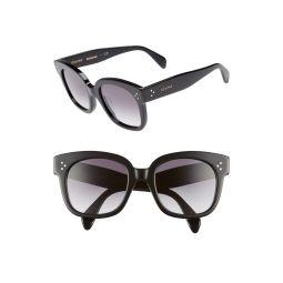 54mm Square Sunglasses