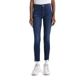 The Looker Step Hem Ankle Skinny Jeans