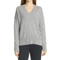 Karenia V-Neck Cashmere Sweater