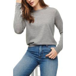 Margot Crewneck Re-Imagined Wool Sweater