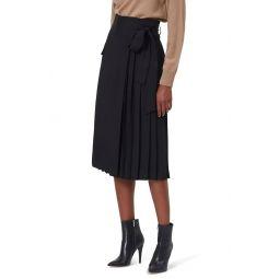 Zaylor Midi Wrap Skirt