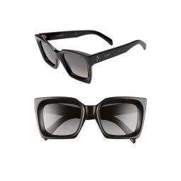 51mm Polarized Square Sunglasses