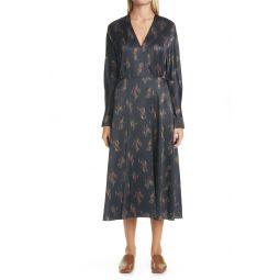 Wisteria Dolman Sleeve Dress