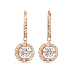 Sparkling Dance Crystal Drop Earrings
