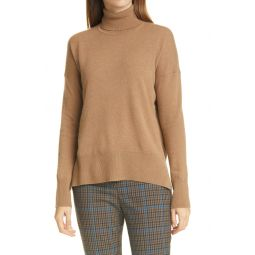 Karenia Cashmere Turtleneck Sweater