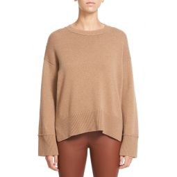 Karenia Wool & Cashmere Sweater