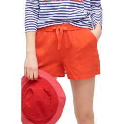 Point Sur Seaside Linen Blend Shorts