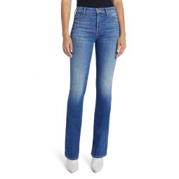 The Double Insider High Waist Bootcut Jeans