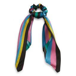 enchanted stripe hair tie