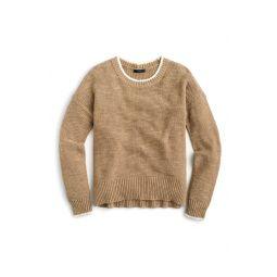 Tipped Beach Sweater