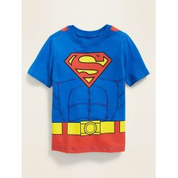 DC Comics™ Superman Costume Tee for Toddler Boys