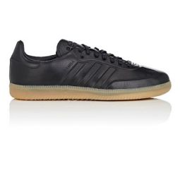 BNY Sole Series: Womens Samba Leather Sneakers