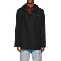 Logo Rain Jacket