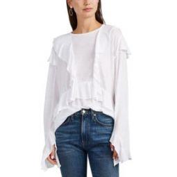 Nampa Ruffled T-Shirt