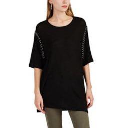 Mayssa Embellished T-Shirt