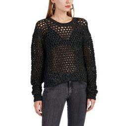 Montero Open-Knit Sweater