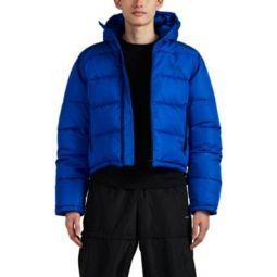 Ripstop Crop Puffer Jacket