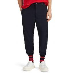 Virgin Wool Jogger Pants