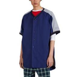 Oversized Baseball Shirt