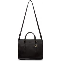Black Mini Edith Tote