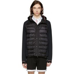 Black Gardon Jacket