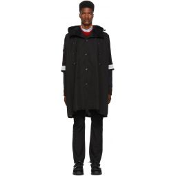 Black The North Face Edition  Poncho Coat