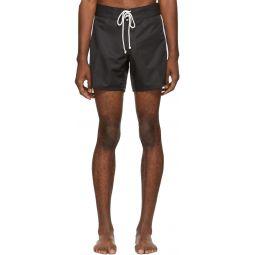 Black Kickout Swim Shorts