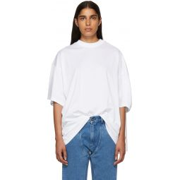 White Double T-Shirt