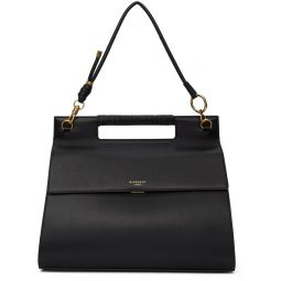 Black Large Whip Bag
