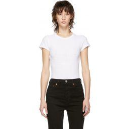 White Originals Slim T-Shirt Bodysuit