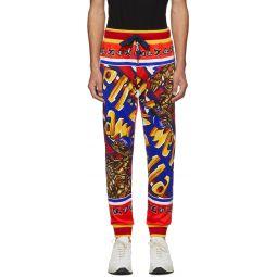 Multicolor Glamzilla Lounge Pants