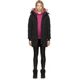 Black Down Shelburne Parka