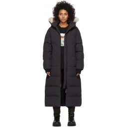 Navy Down Mystique Parka