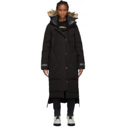 Black 'Black Label' Aldridge Parka