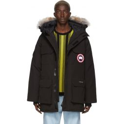 Black Down Expedition Parka