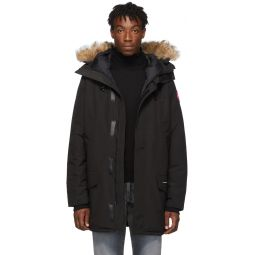 Black Down Langford Parka