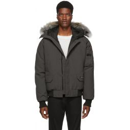 Grey Chilliwack Jacket
