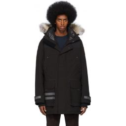 Black Down Erickson Parka