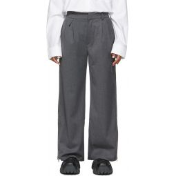 Grey Palla Trousers