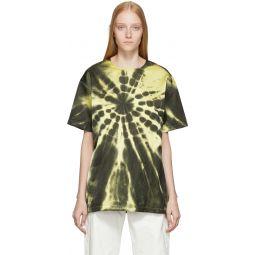 Yellow Tie-Dye T-Shirt