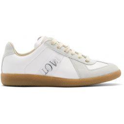 White Hologram Tag Replica Sneakers
