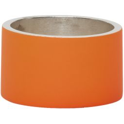 Orange Thick Ring
