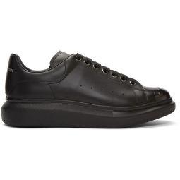 Black Hardware Oversized Sneakers